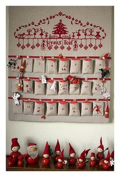 Christmas advent calendar ideas 6                                                                                                                                                                                 More
