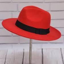 Znalezione obrazy dla zapytania czerwony kapelusz