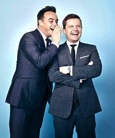 Declan Donnelly, Ant & Dec, Britain Got Talent, Tv Presenters, Shows, Comedians, Hilarious, Actors, Celebrities