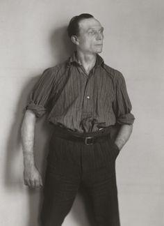 August Sander. Stonemason. c. 1930.