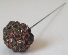 antique hat pins | Beautiful Vintage Hat Pin