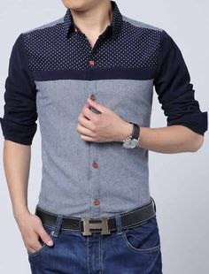 #MensShirts is About something that Comes from within You ~ Andre Emilio - Su Misura Suit Inbox us or  0300-0800744 & 0300-0800745 for pricing and designer's appointment. Address: Fashion Central, Fortune Mall, 20-A, Block C-3, MM Alam Road Gulberg III, Men′s Business Shirt  #Lahore #Fashion #Style #Bespoke #MensFashion #MenStyle #AndreEmilio