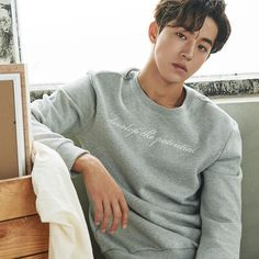 Nam Joo Hyuk | 남주혁 | D.O.B 22/2/1994 (Pisces) Joon Hyung, Lee Joon, Lee Dong Wook, Hot Korean Guys, Korean Men, Hot Guys, Asian Actors, Korean Actors, Korean Dramas