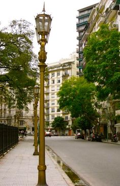 Street in  Buenos Aires, Argentina