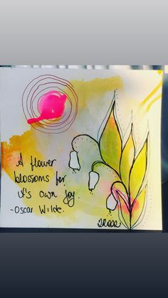 601D253F-6277-4D96-AC69-EFDABD1F8D24 Paint Pens, Watercolor Paper, Favorite Quotes, Ink, Frame, Creative, Cards, Painting, Picture Frame