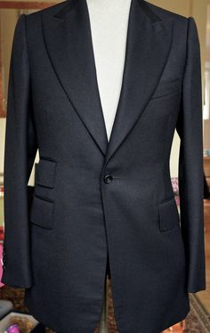 Chittleborough & Morgan suit: Part 4 - Permanent Style