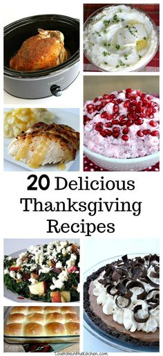 My favorite Thanksgiving recipes in one place! And because I am so grateful for you all, I am giving away a $50 Amazon Gift Card!