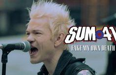 Video: Sum 41 – Fake My Own Death