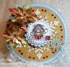 House Mouse image by Stampendous.