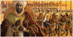 The Songhai Empire, also known as the Songhay Empire, was the largest state in African history and the most powerful of the medieval west African states. It expanded rapidly beginning with King Sonni Ali in the and by it had risen to stretch African Empires, African American History, West Africa, North Africa, Ghana, Historia Universal, African Royalty, Great King, University Of Michigan