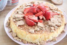 Philadelphia cheesecake met aardbeien – SINNER SUNDAY