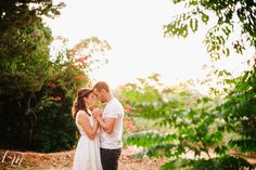 Millie and Nathan's beautiful Barossa Valley engagement session at Lyndoch Hill, featured on Style Me Pretty. Photographed by Lucinda May Photography.