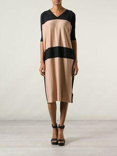 Agnona - bi-colour dress 7