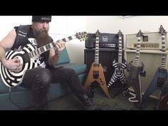Zakk Wylde Leaves Gibson and Marshall to Start His Own Company, Wylde Audio - MetalSucks