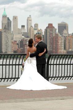 Hyatt Jersey City, Jersey City, NJ. NJ NYC Skyline View Weddings