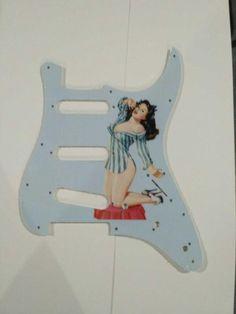 Pickguard guitarra SOVIET