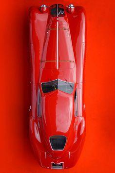 Alfa Romeo 8C 2900B Le Mans Speciale, 1938