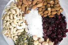 Τραγανη Γκρανολα - Stavroula's Healthy Cooking Stuffed Mushrooms, Vegetables, Granola, Food, Veggies, Muesli, Essen, Vegetable Recipes, Yemek