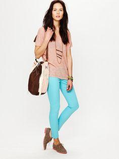 Candy Stretch Skinny Jean