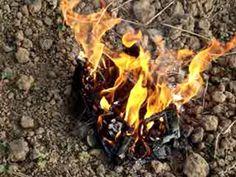Feuer gleich beim ersten Dreh