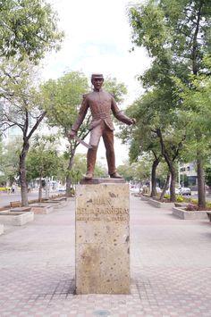 Photo of Monumento Juan de la barrera - Guadalajara, Jalisco, Mexico. Monumento Juan de la Barrera