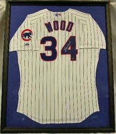 Framed Jersey On Pinterest Sports Memorabilia Display