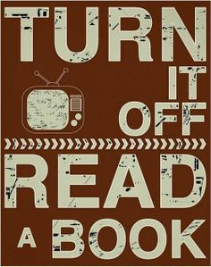 Turn your TV off & read a book! Join us at http://www.free-ebooks.net/