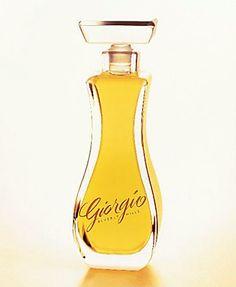 Perfume Giorgio Beverly Hills .