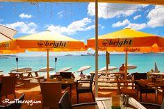 Karakter Beach Bar - a bar in a bus on a beautiful beach! Click to read more!
