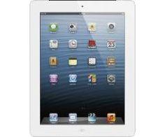 Apple iPad with Retina display - Wi-Fi + Cellular (AT&T) - 64GB - White