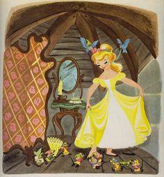 Mary Blair | Cinderella