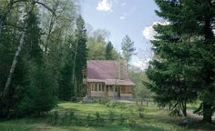 The real Varykino: Boris Pasternak's summer dacha History Of Psychology, Google Images, Cabin, House Styles, Places, Summer, Home, Summer Time, Cabins