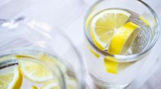 15 Reasons You Need To Drink Lemon Water
