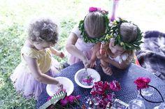 Princess Birthday Party Idea - Los Angeles - Flour LA, Jr!