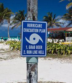 Florida ~ Hurricane Evacuation Plan, yep pretty much Thats The Way, That Way, Wyoming, Maryland, Hurricane Evacuation, Hurricane Preparedness, Emergency Preparedness, Iowa, Oklahoma