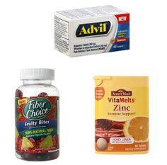 New Coupons: Nature Made, Fiber Choice   Advil!