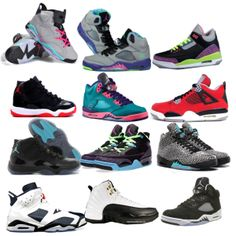 faa30e37857c by diy-queen on Polyvore Cheap Air Jordan V (5) 3Lab5 only  54.5