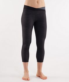 8c391e8fba12f Lululemon Astro Wunder Under Crop - Black Slub Denim / Heathered Coal /  Black - lulu fanatics