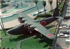 Kawanishi Aircraft Company / Imperial Japanese Navy Kawanishi H8K Flying Boat Emily h8k-1 二式飛行艇