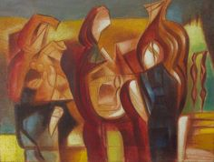 Image from http://www.artwales.com/images/ME---Three-Figures-in-a-Lan.jpg.