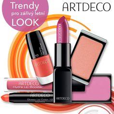 ARTDECO edice plná barev a trendy odstínů, které rozzáří váš letní look! i #artdecocosmetics #artdeco  #profiskin #expertnakrasu