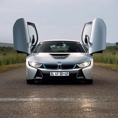 The most progressive sports car is ready for you. The #BMWi8.  #BMW  __________  BMW i8 plug-in hybrid BMW eDrive: energy consumption (combined): 11,9 kWh/100 km Fuel consumption (combined): 2,1 l/100 km, CO2 emissions (combined): 49 g/km. Fuel consumption is determined in accordance with the ECE driving cycle (93/116/EC), made up of approximately one-third urban traffic and two-thirds extra-urban driving (based on the distance covered). Further information about the official fuel…