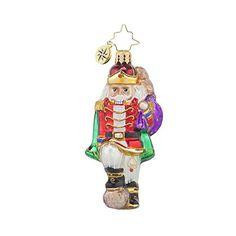 Christopher Radko Major Cracker Gem Ornament