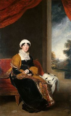 Portrait of Eleanor, Lady Wigram, 1815-1816. Sir Thomas Lawrence (English, 1769-1830)