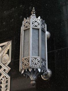 New York City, NY: Chrysler Building: lantern, (art deco, 1928-1930, William Van Alen)