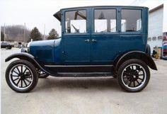 1926 Model T Ford Sedan