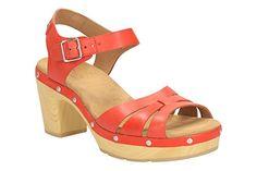 Clarks Damen Freizeit Clarks Ledella Trail Leder Sandalen In Größe 43 - http://on-line-kaufen.de/clarks/43d-clarks-ledella-trail-damen-knoechelriemchen