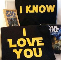 The force is strong! His and her T's