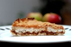 Fotorecept: Maďarský jablkový koláč