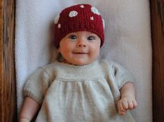 Mabel Dress~Simple Knits For Cherished Babies
